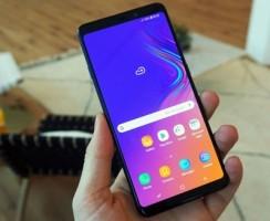 Предварительный обзор Samsung Galaxy A9 (2018)