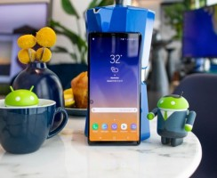 Предварительный обзор Samsung Galaxy Note 9