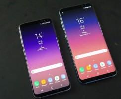 Samsung Galaxy S9 и S9 Plus: Новые изображения