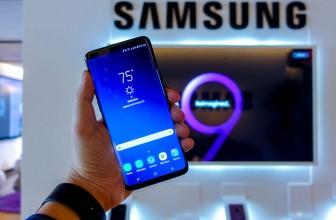 Предварительный обзор Samsung Galaxy S9 Plus