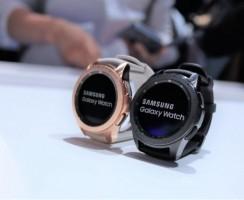 Предварительный обзор Samsung Galaxy Watch