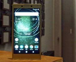 Предварительный обзор Sony Xperia L2