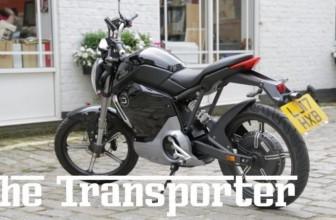 Электрический мотоцикл Super Soco: Забудьте Tesla!