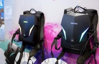 Предварительный обзор Zotac VR Go 2.0