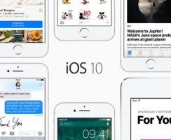 Обновление iOS 10 заблокировало iPhon'ы и iPad'ы