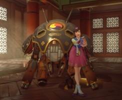 Overwatch: Китайский Новый Год приносит нерфы Аны и D.Va