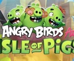 Angry Birds AR: Isle of Pigs – Rovio анонсирует новую игру для iOS