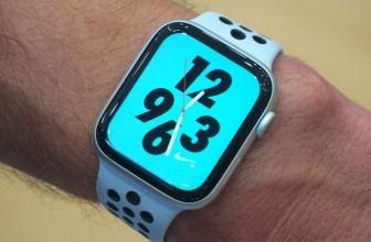 Новые лицевые панели часов Apple Watch 4