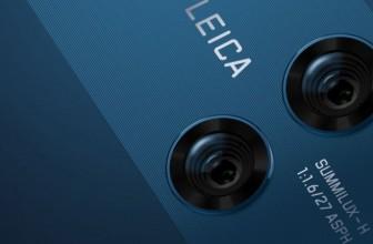 Huawei P20: Три объектива основной камеры?