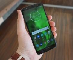 Moto G6: Телефоны ждут обновление Android P