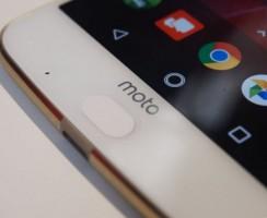 Motorola One Power: Вырез, двойные камеры и сканер отпечатков