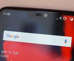 OnePlus 6: Распознавание лиц можно обмануть фотографией