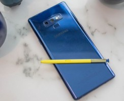 Сравнение Samsung Galaxy Note 9 против Galaxy Note 8