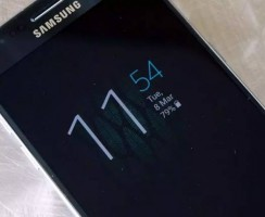 Samsung Galaxy S8: Кнопки на экране (Утечка)