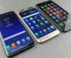 Конкуренты Samsung Galaxy S8 Plus
