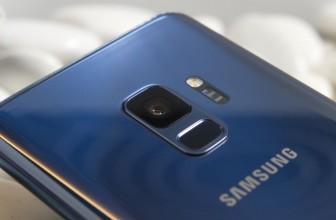 Samsung Galaxy S10 Plus: Первый раз в дикой природе?