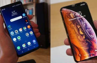 Сравнение: iPhone XS против Samsung Galaxy S9