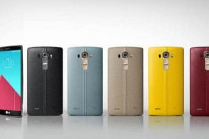 Лучший смартфон - LG G4