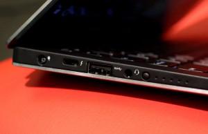 Порты Dell XPS 13 (2016)
