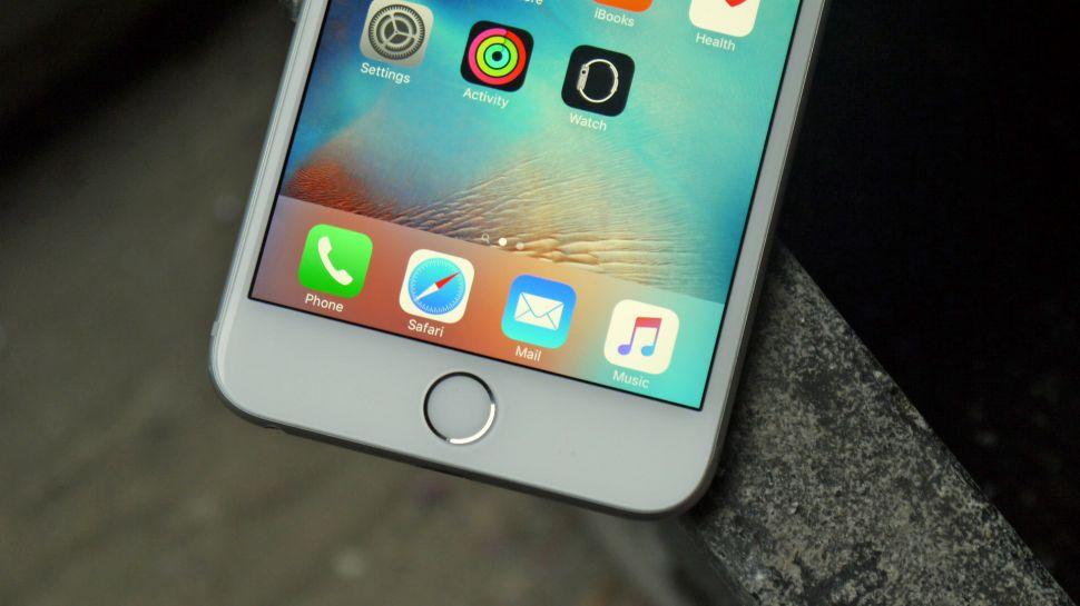 Судьба кнопки Home на iPhone