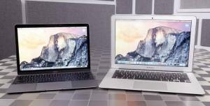 Apple MacBook Air 13 и MacBook 12