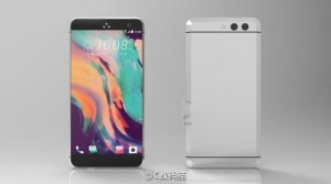 Концепт HTC U 11