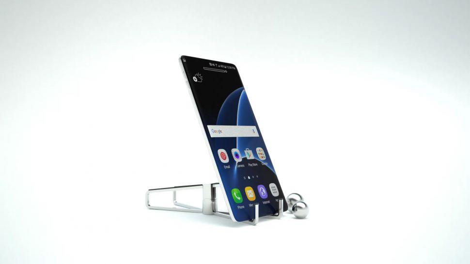 Концепт Samsung Galaxy S8
