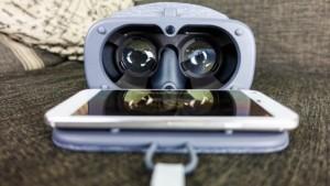 Гарнитура виртуальной реальности Google
