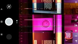 Камера Google Pixel виснет - розовые полосы