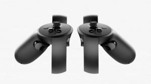 Два джойстика Oculus Touch