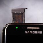Телефон Samsung Galaxy S7 Edge