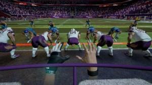 Американский футбол на Oculus Rift