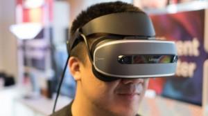 Виртуальная гарнитура Lenovo