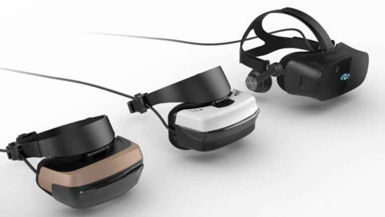 Гарнитуры виртуальной реальности