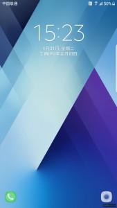Интерфейс Samsung Galaxy A5 2017