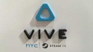 Логотип HTC Vive
