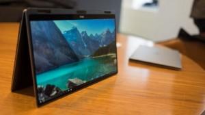Ноутбук 2 в 1 Dell XPS 13 (2017)
