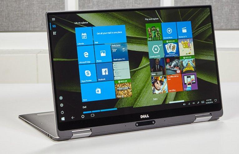 Обзор Dell XPS 13 2 в 1 (2017)