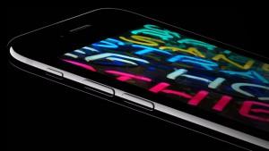 AMOLED-дисплей iPhone 8