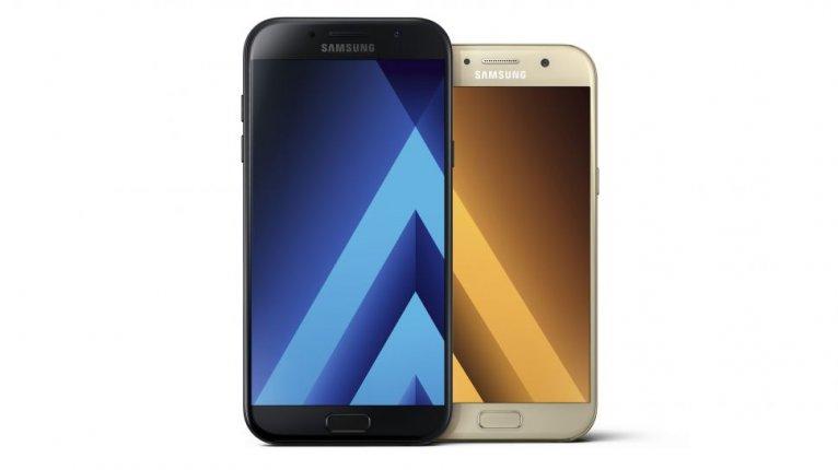 Samsung Galaxy A5 и A3 2017