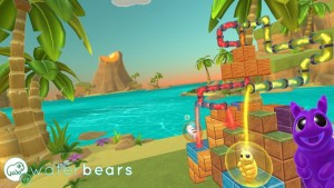 Water Bears VR на HTC Vive
