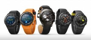 Вся серия Huawei Watch 2