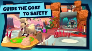Игра Danger Goat