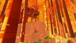 Игра The Turning Forest