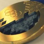 Олимпийская золотая медаль