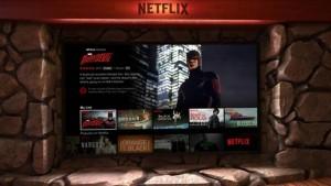 Приложение Netflix VR