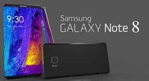 Рендер Samsung Galaxy Note 8