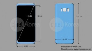 Схемы Samsung Galaxy S8