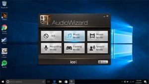 ICE Audio на Zenbook UX330UA