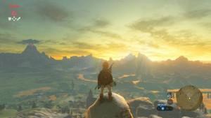 The Legend of Zelda Breath of the Wild на Nintendo Switch